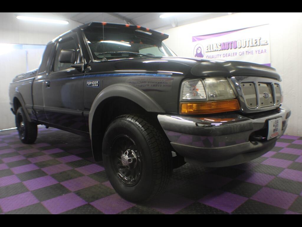 1998 Ford Ranger Supercab 126