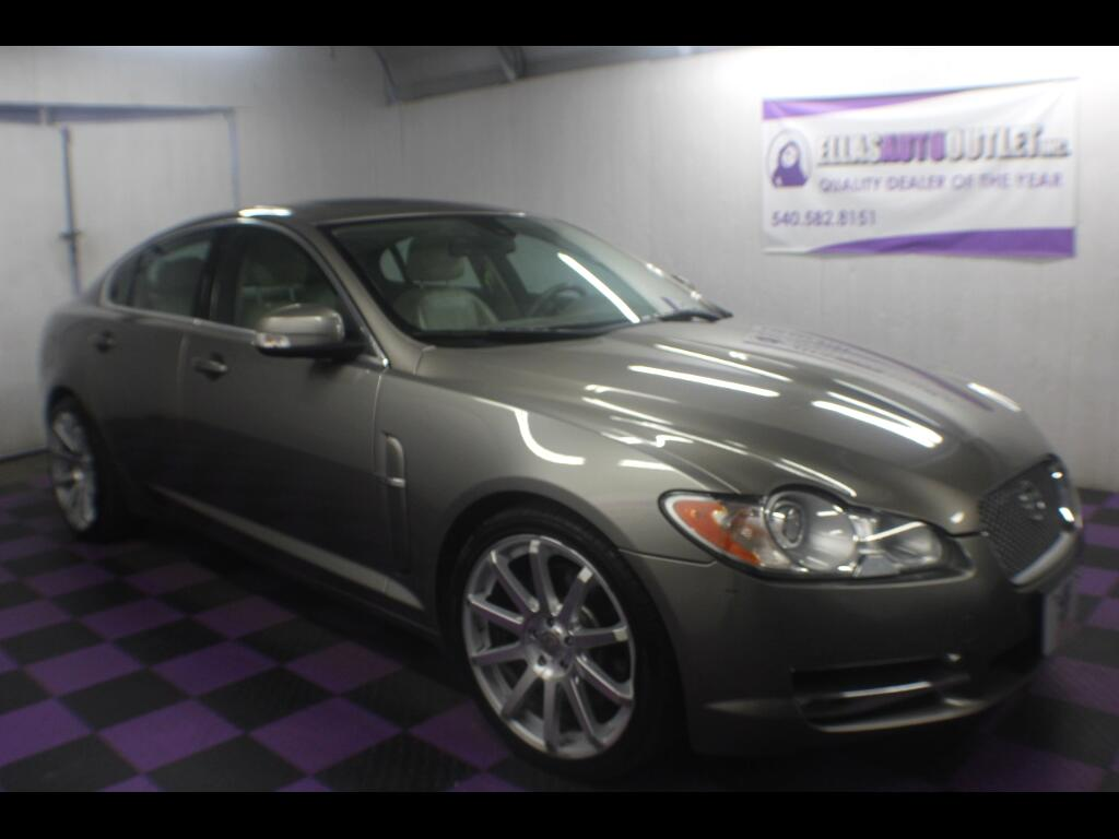 2009 Jaguar XF 4dr Sdn Supercharged