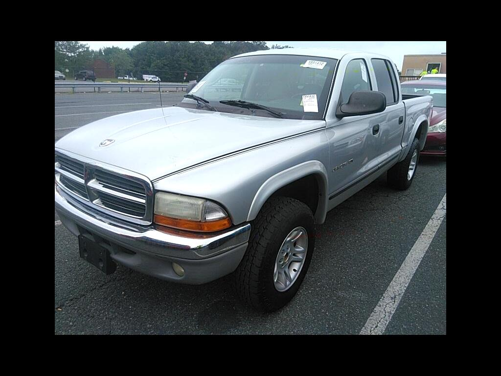 "2001 Dodge Dakota Quad Cab 131"" WB 4WD Sport"