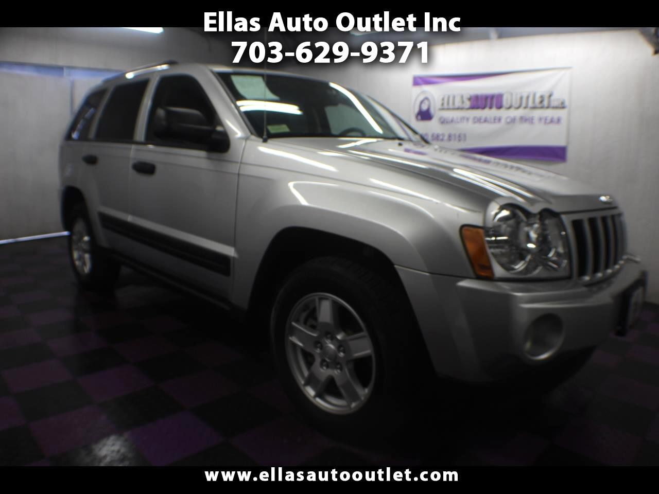 2005 Jeep Grand Cherokee ROCKY MOUNT EDITION 4WD