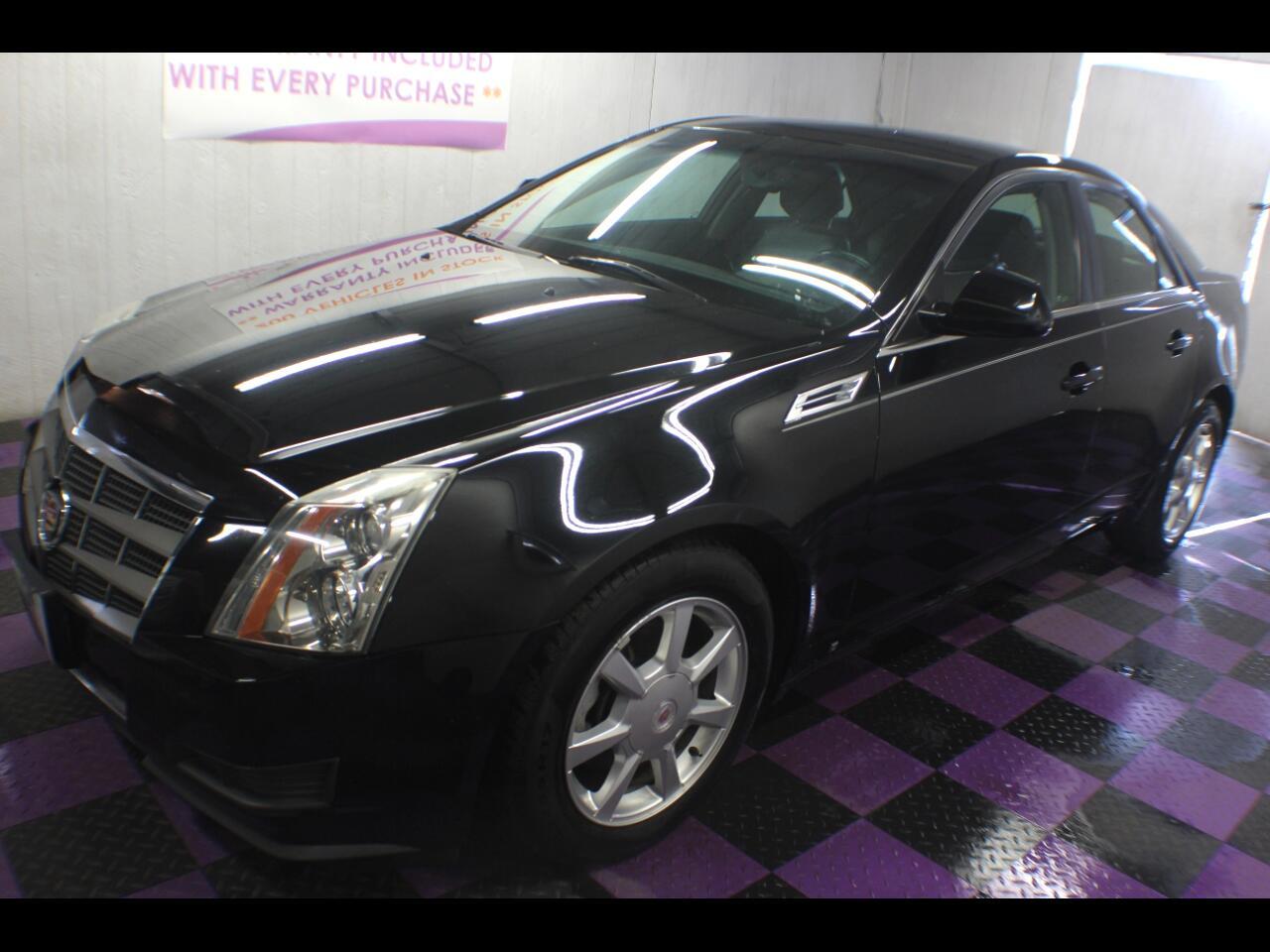 2009 Cadillac CTS 4dr Sdn AWD w/1SA