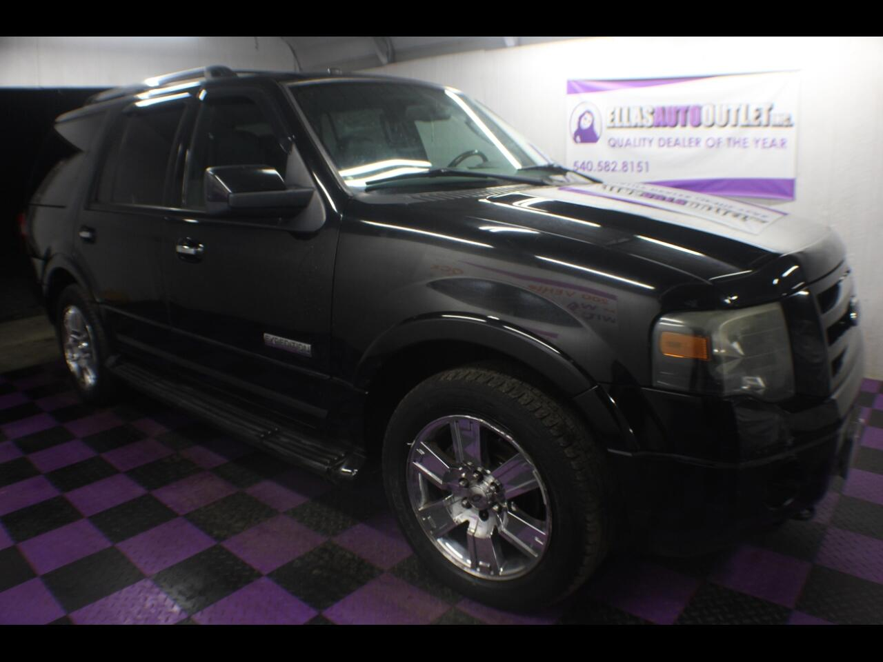 2007 Ford Expedition 4WD 4dr Limited