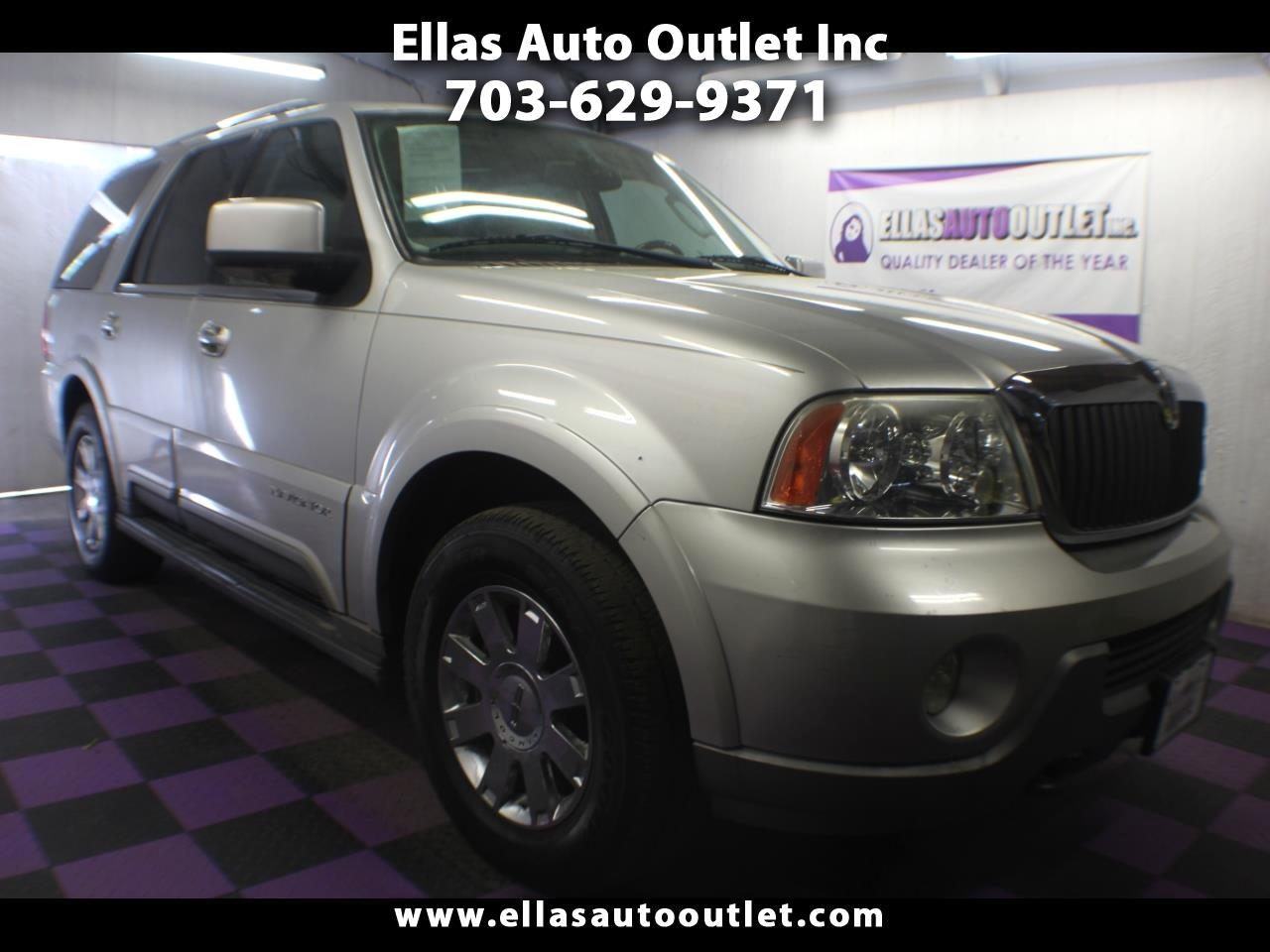 2004 Lincoln Navigator 4dr 4WD Ultimate