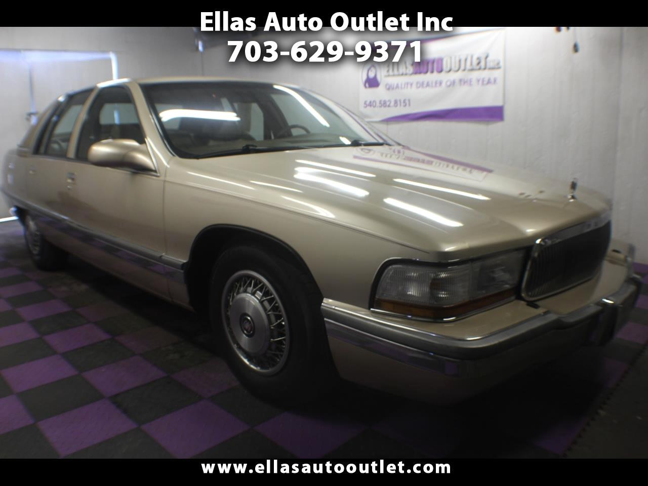 1995 Buick Roadmaster 4dr Sedan