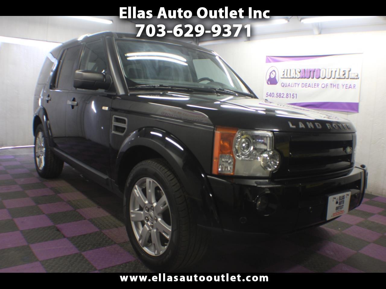 2009 Land Rover LR3 4WD 4dr V8 LUX