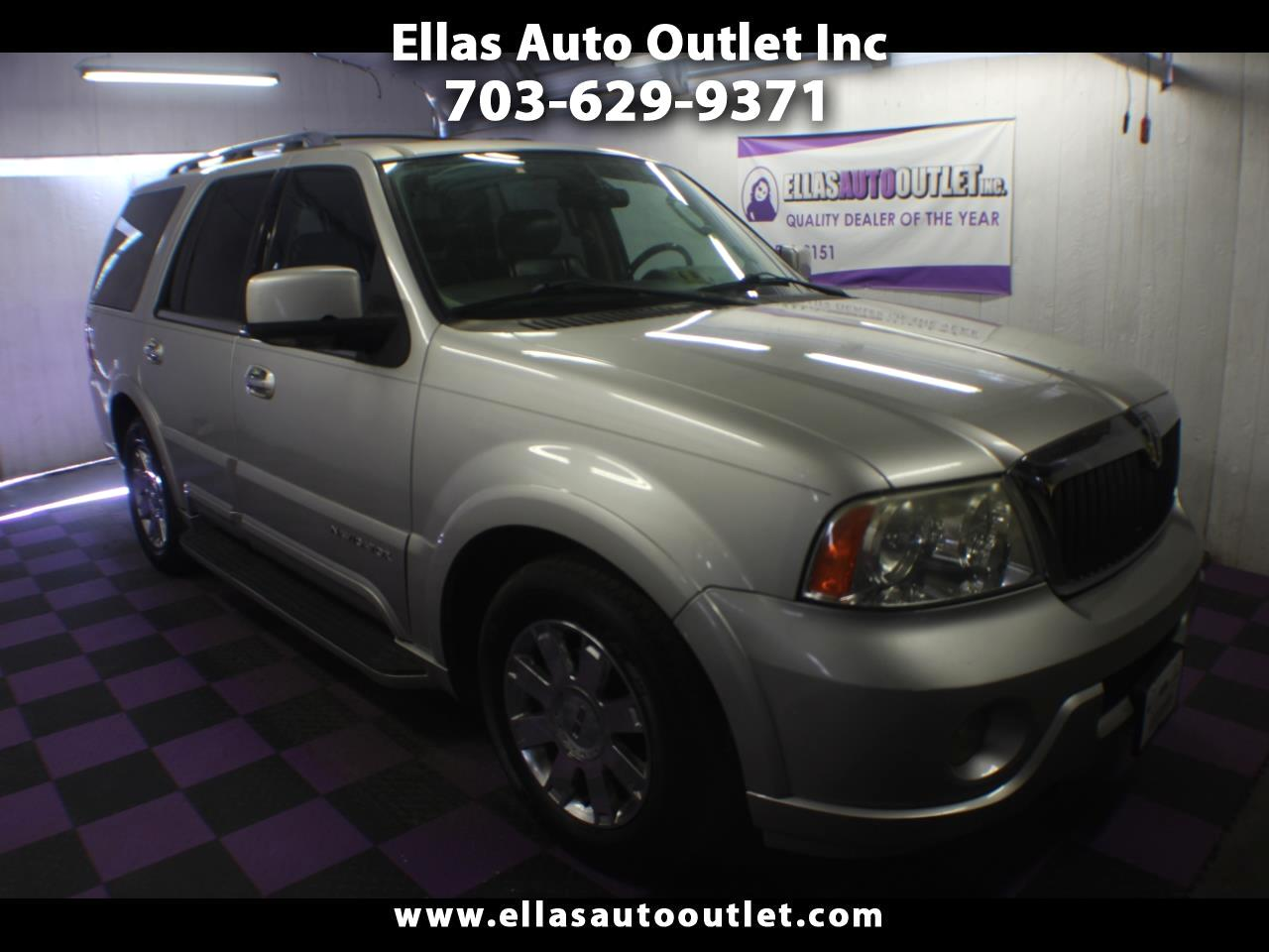 2003 Lincoln Navigator 4WD Ultimate