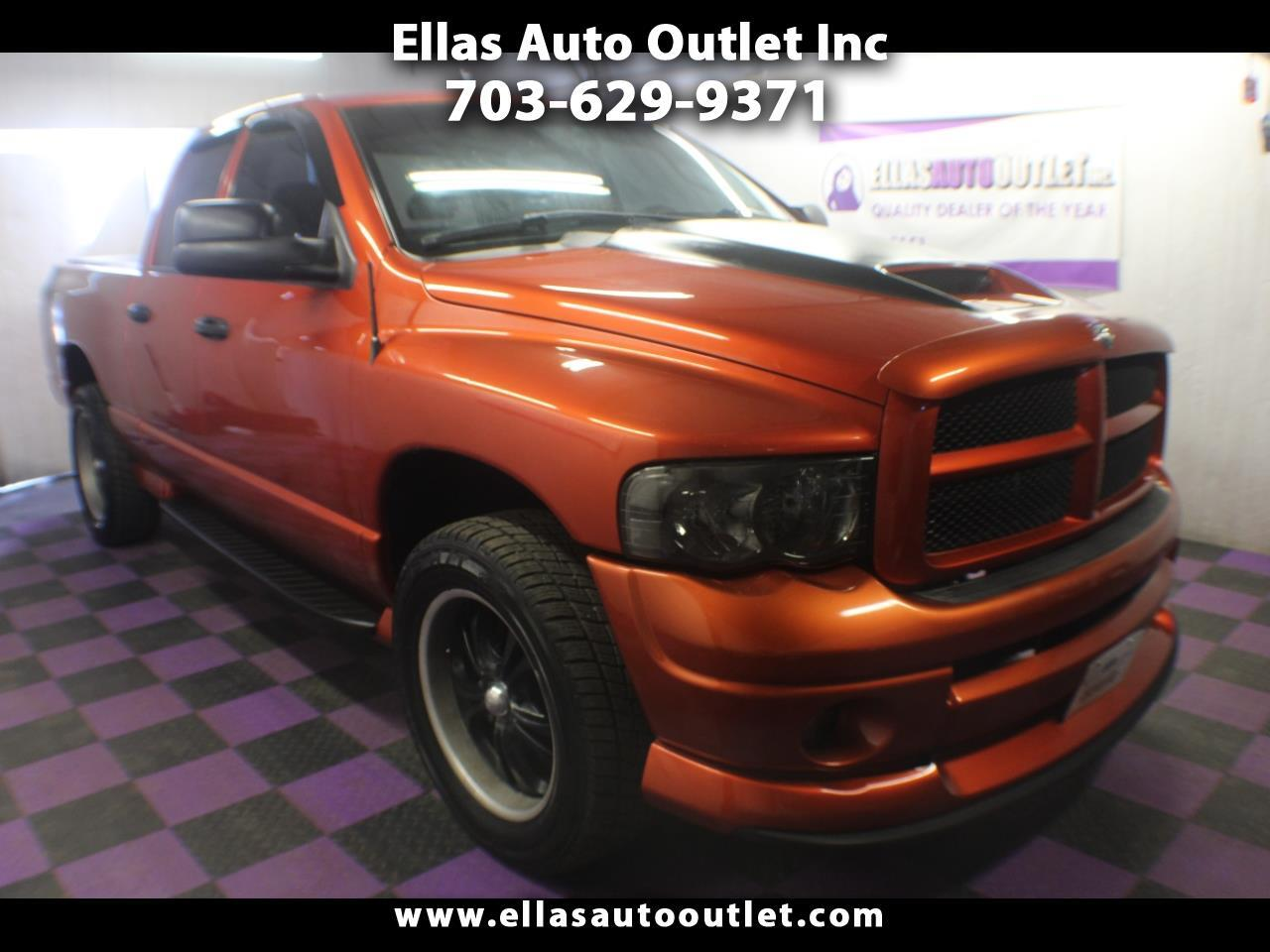 2005 Dodge Ram 1500 DAYTONA 4 DOOR QUAD CAB