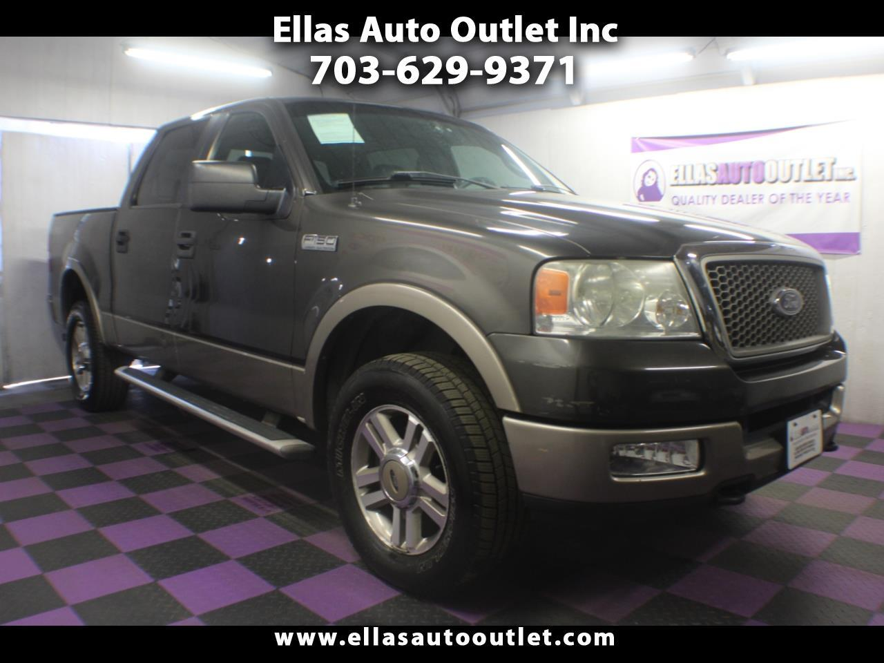 2005 Ford F-150 SuperCrew 139