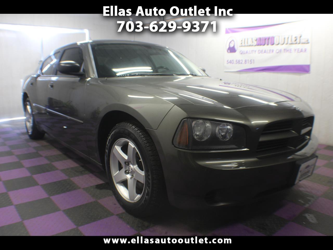 Dodge Charger 4dr Sdn RWD 2008