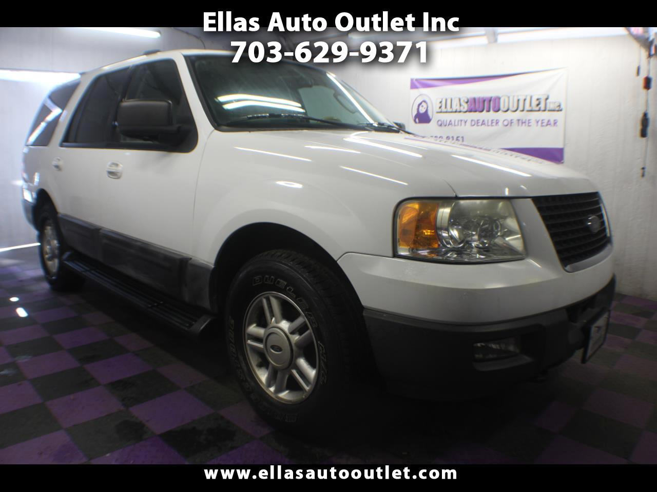 Ford Expedition 5.4L XLT Sport 4WD 2004