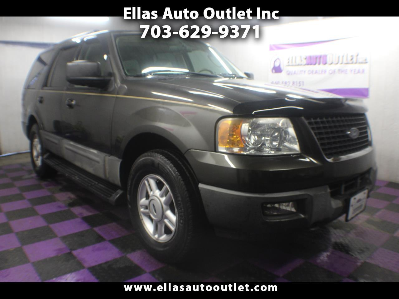 Ford Expedition 5.4L Special Service 4WD 2005