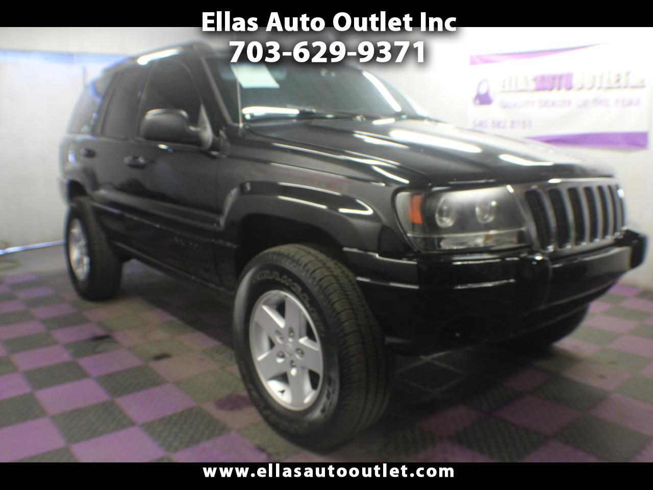 Jeep Grand Cherokee 4dr Laredo 4WD 2002