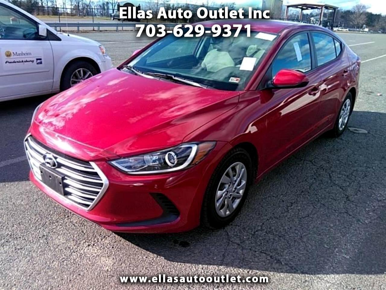 Hyundai Elantra SE 2.0L Auto (Ulsan) *Ltd Avail* 2017