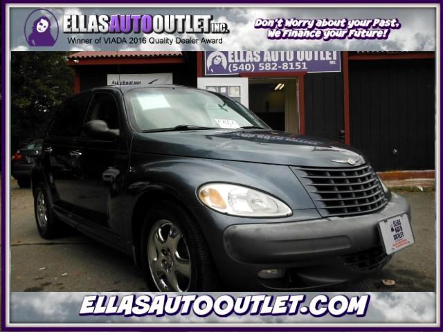 2002 Chrysler PT Cruiser Limited Edition Platinum Series