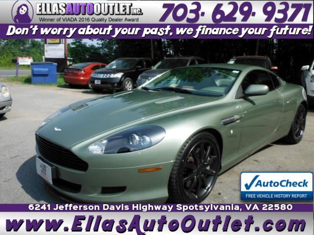 2005 Aston Martin DB9 Coupe