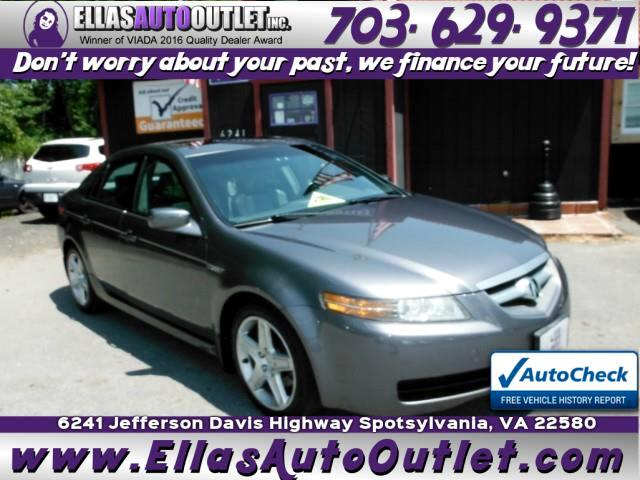 2005 Acura TL AUTOMATIC WITH NAVIGATION SYSTEM