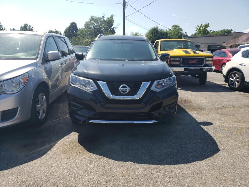 2017 Nissan Rogue Select S AWD