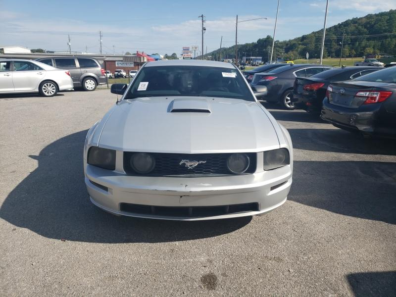 2008 Ford Mustang 2dr Cpe