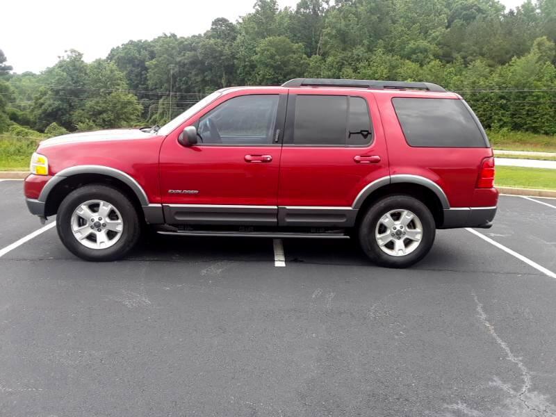 2005 Ford Explorer XLT 4.6L 4WD