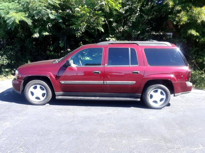 2004 Chevrolet TrailBlazer EXT LS 4WD