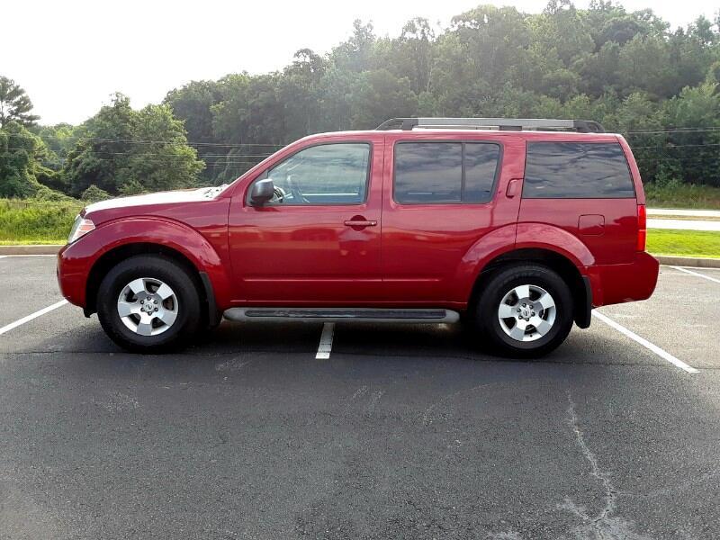 2010 Nissan Pathfinder 2WD 4dr SE