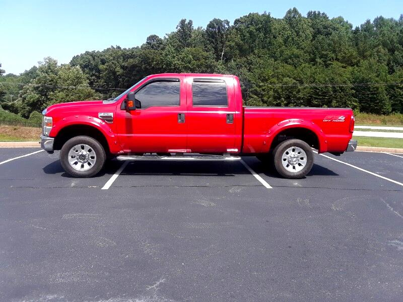 Ford F-250 SD XLT Crew Cab Long Bed 4WD 2008