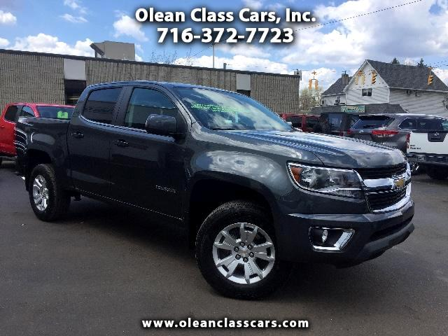 2017 Chevrolet Colorado LT Crew Cab 4WD Short Box