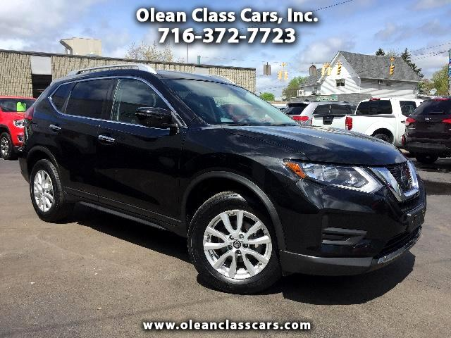 2017 Nissan Rogue 2017.5 AWD S
