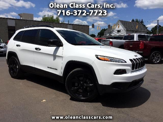 2017 Jeep Cherokee Sport 4WD