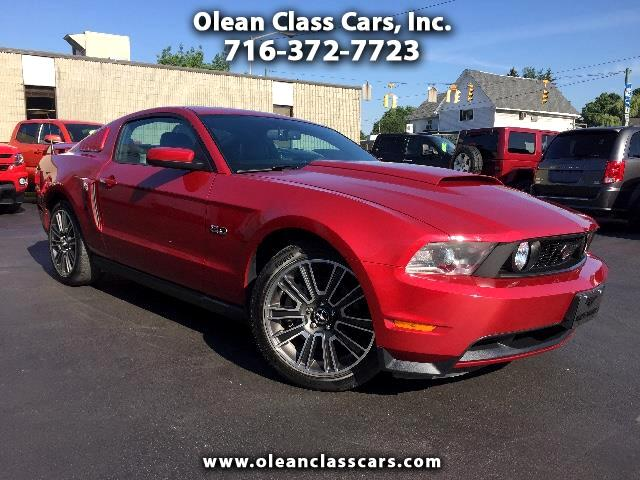 2012 Ford Mustang GT Coupe Premium