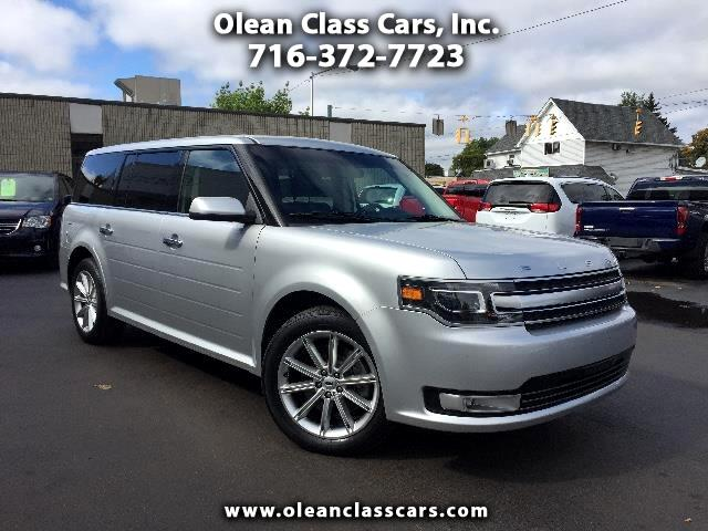 2018 Ford Flex Limited AWD