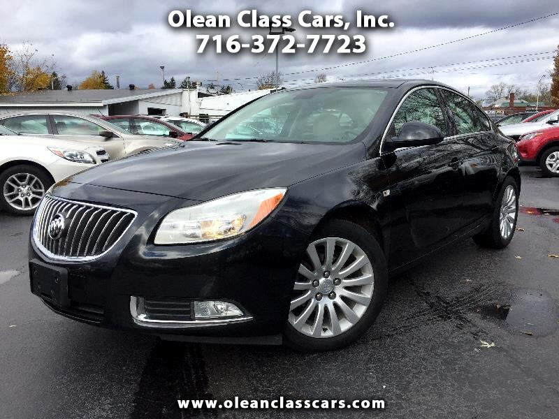 2011 Buick Regal CXL
