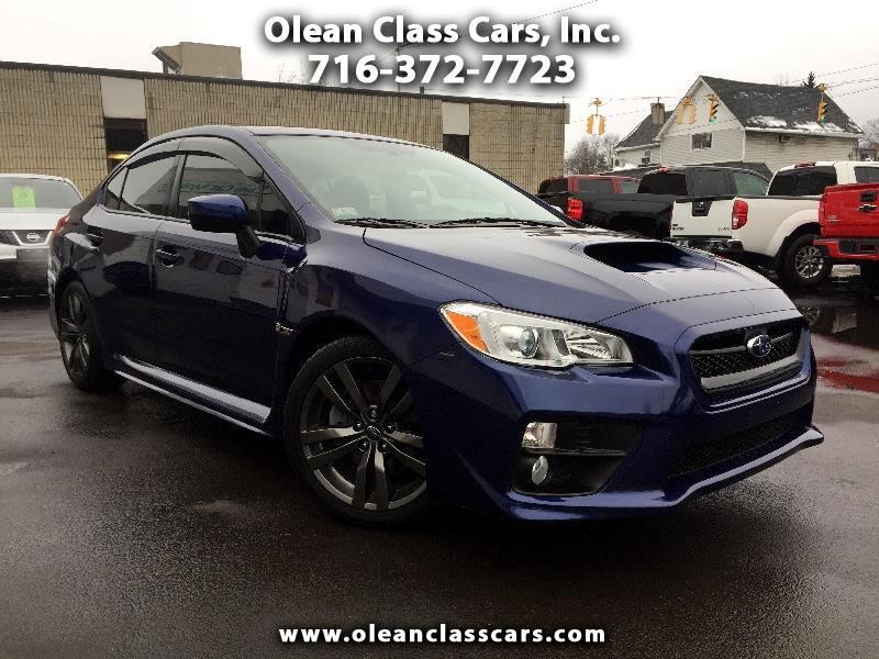 2017 Subaru WRX Premium 6M