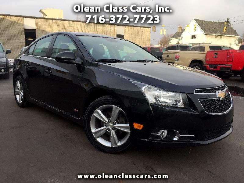 2013 Chevrolet Cruze 2LT Manual