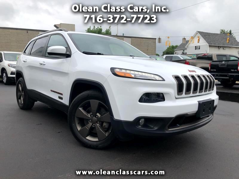 2016 Jeep Cherokee 75TH ANV 4WD