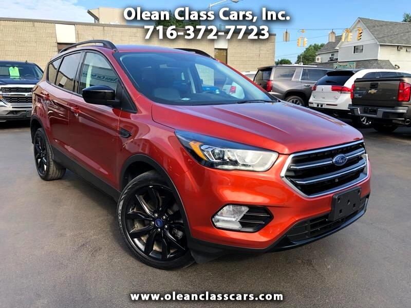 ford escape se wd  sale  olean ny