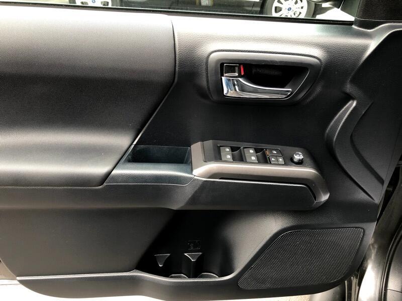 2018 Toyota Tacoma TRD SPORT DOUBLE CAB