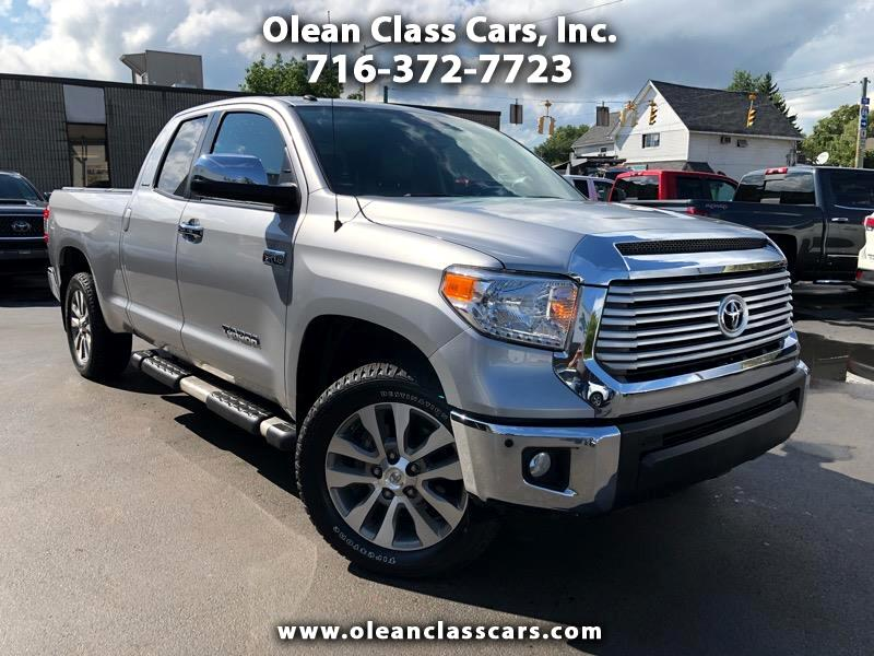 2017 Toyota Tundra Limited 5.7L Double Cab 4WD
