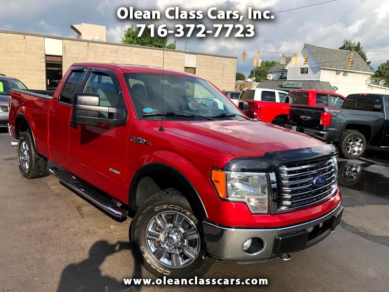 Ford F-150 XLT SuperCab 6.5-ft. Bed 4WD 2012