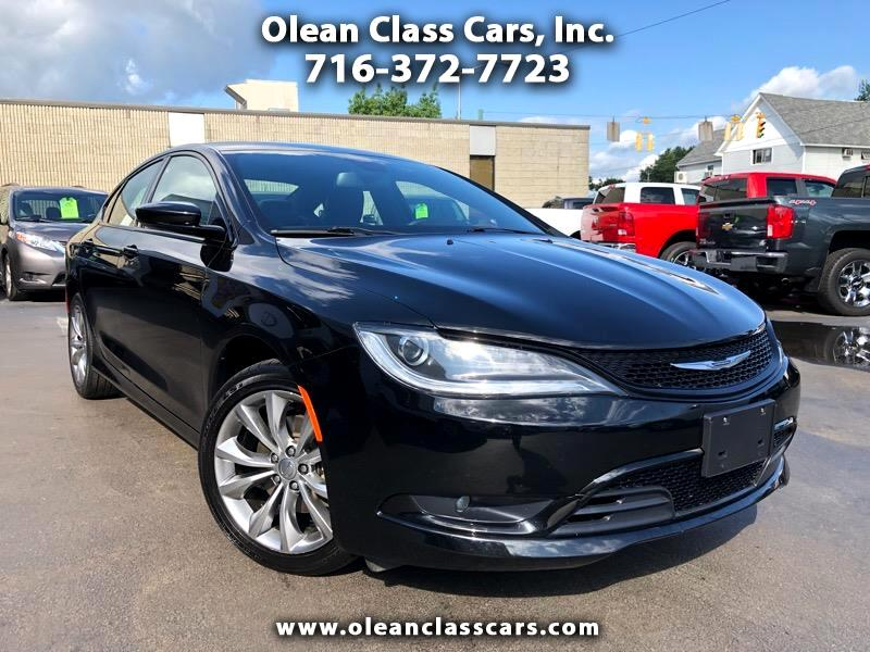 Chrysler 200 S 2016