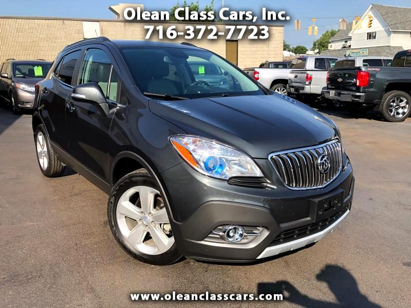 2016 Buick Encore Convenience AWD