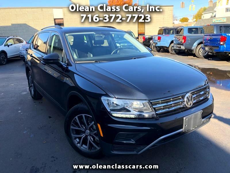2019 Volkswagen Tiguan SEL 4Motion AWD