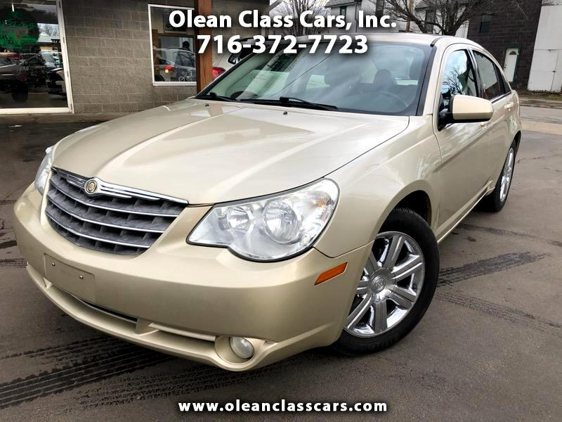 Chrysler Sebring Sedan Limited 2010