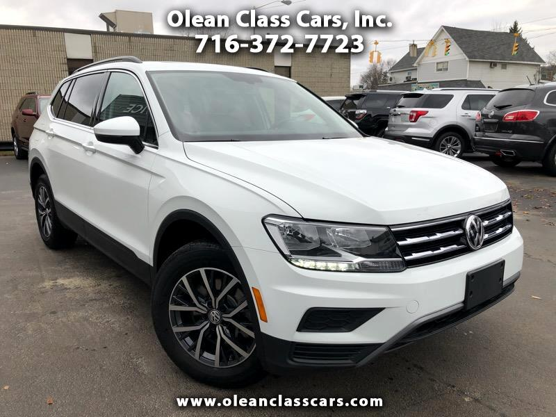 Volkswagen Tiguan SEL 4Motion AWD 2019
