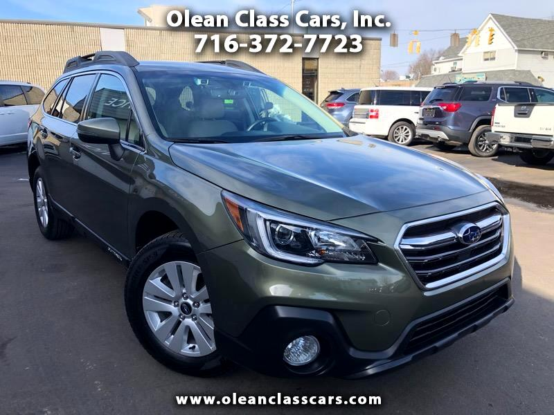 Subaru Outback 2.5i Premium 2018