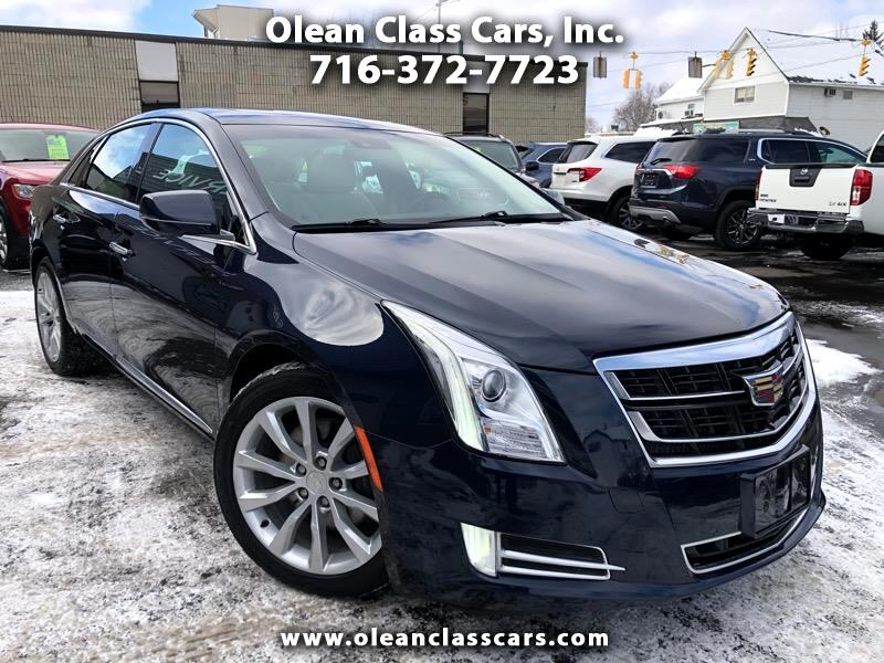 Cadillac XTS Luxury AWD 2017