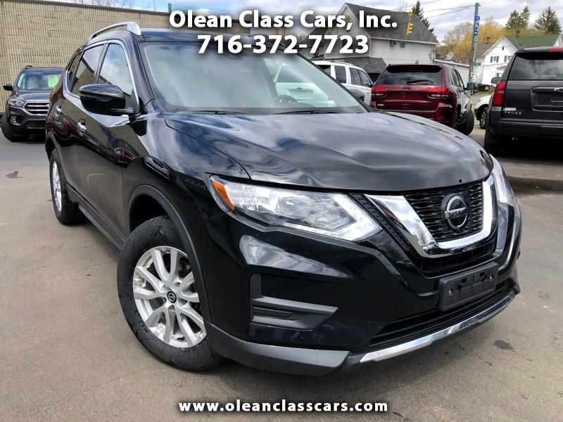 Nissan Rogue SV AWD 2019