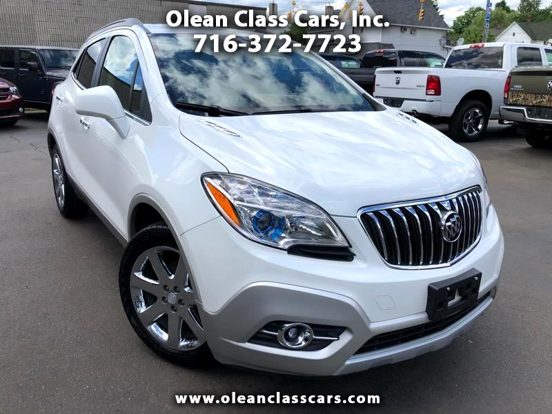 Buick Encore Leather FWD 2013