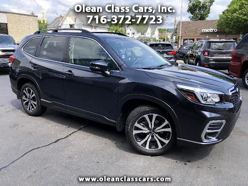 Subaru Forester Limited 2019