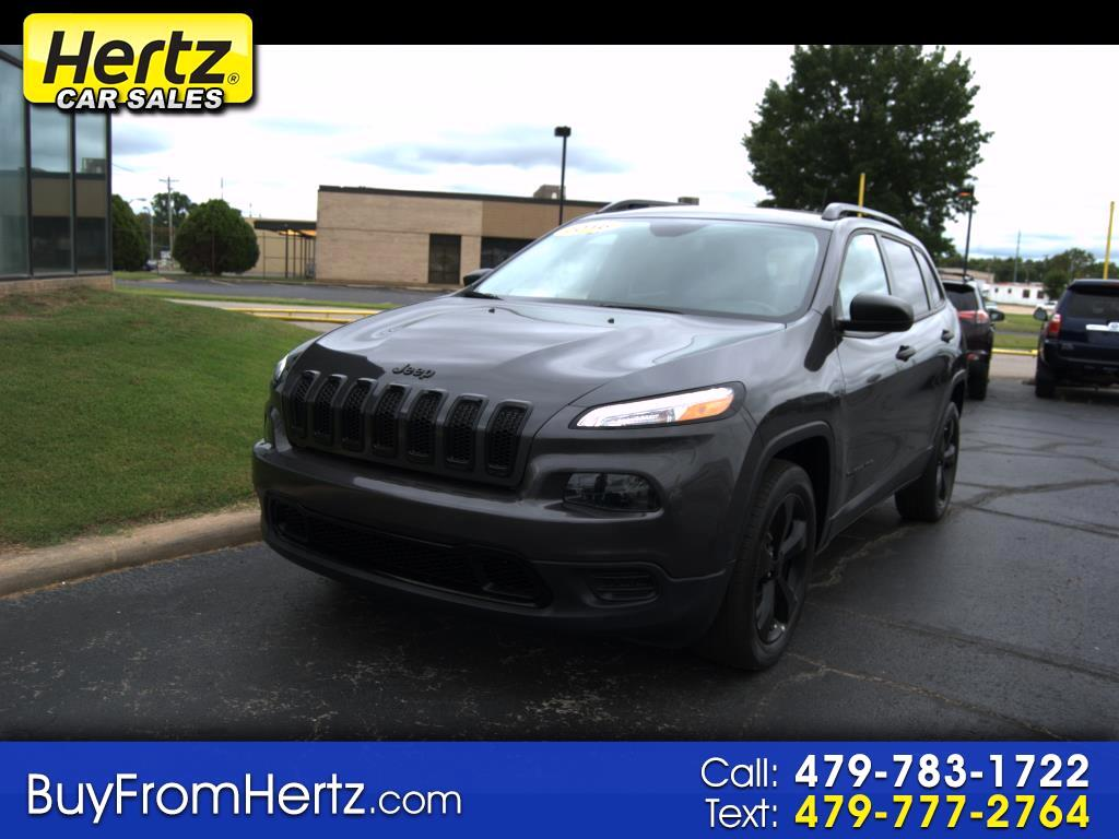 2016 Jeep Cherokee FWD 4dr Altitude